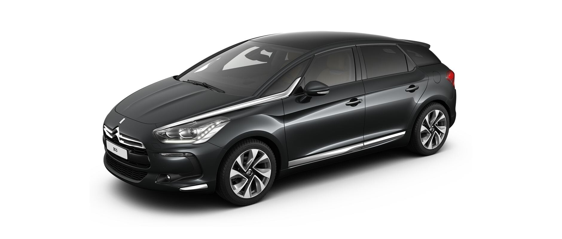DS 5 - Gris Hurricane