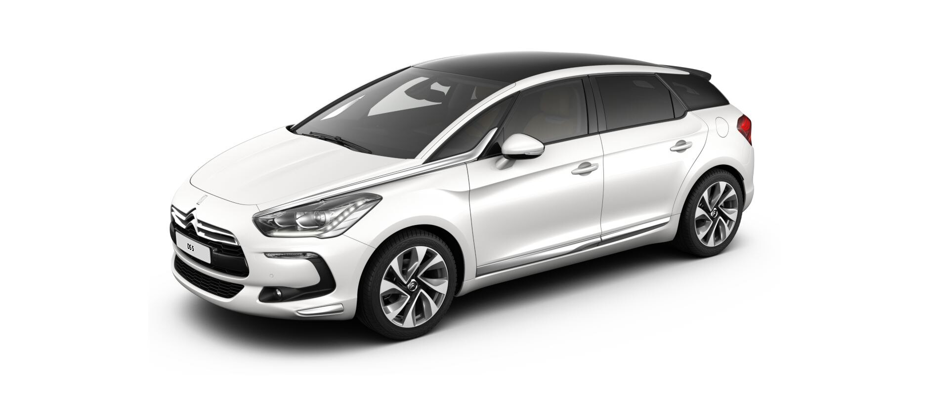 DS 5 - finitions - Sport Chic