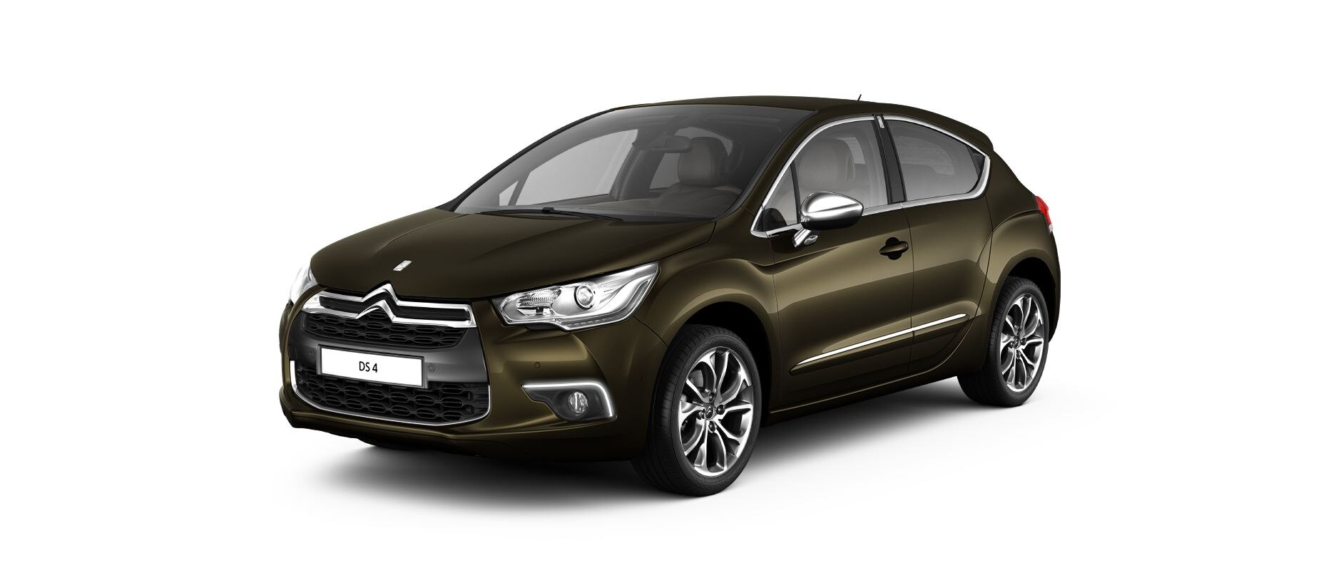 DS 4 - finitions - Sport chic